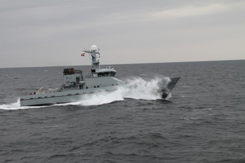 Danska-kustbevakningen