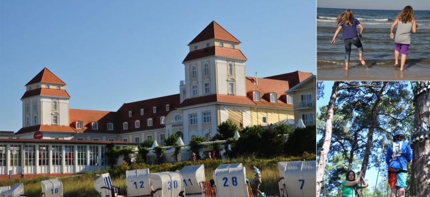 Bloggbussen goes bilsemester besökte Stralsund och Rügen