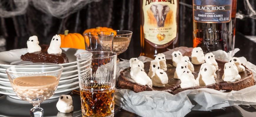 Marängspöken på gyttjeåker - Halloweenfest!