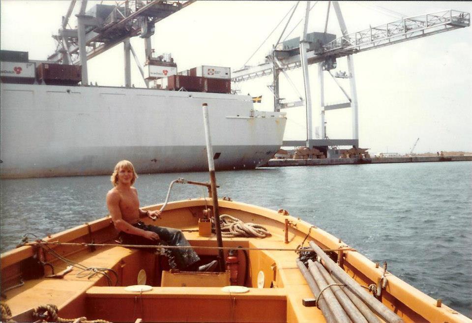 Kalle i Färran Östern 1977