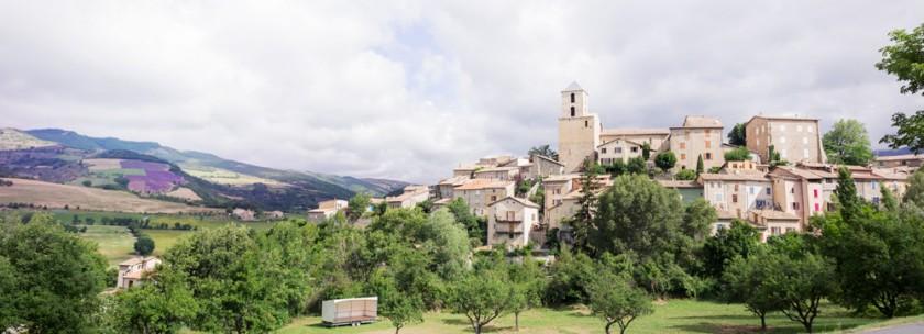 By i Provence - Här blev årets Blossa till