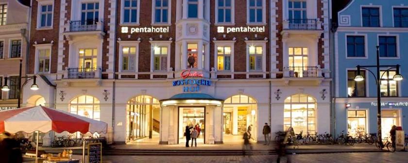 Penta Hotel i Rostock