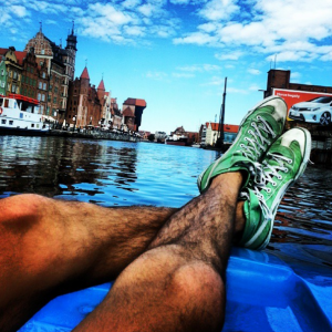 kayaking-gdansk
