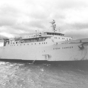 Stena Carrier p+Ñ Nova Scotia 1972