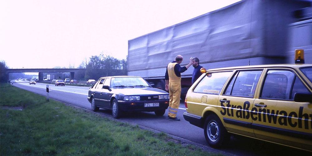 Hubbe bilsemester i tyskland med stena line
