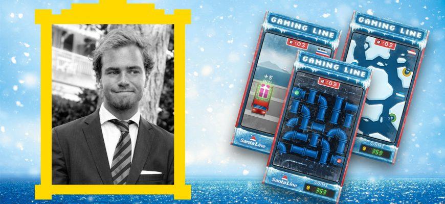 Gaming Line-mästaren William