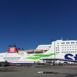 Stena Germanica idag