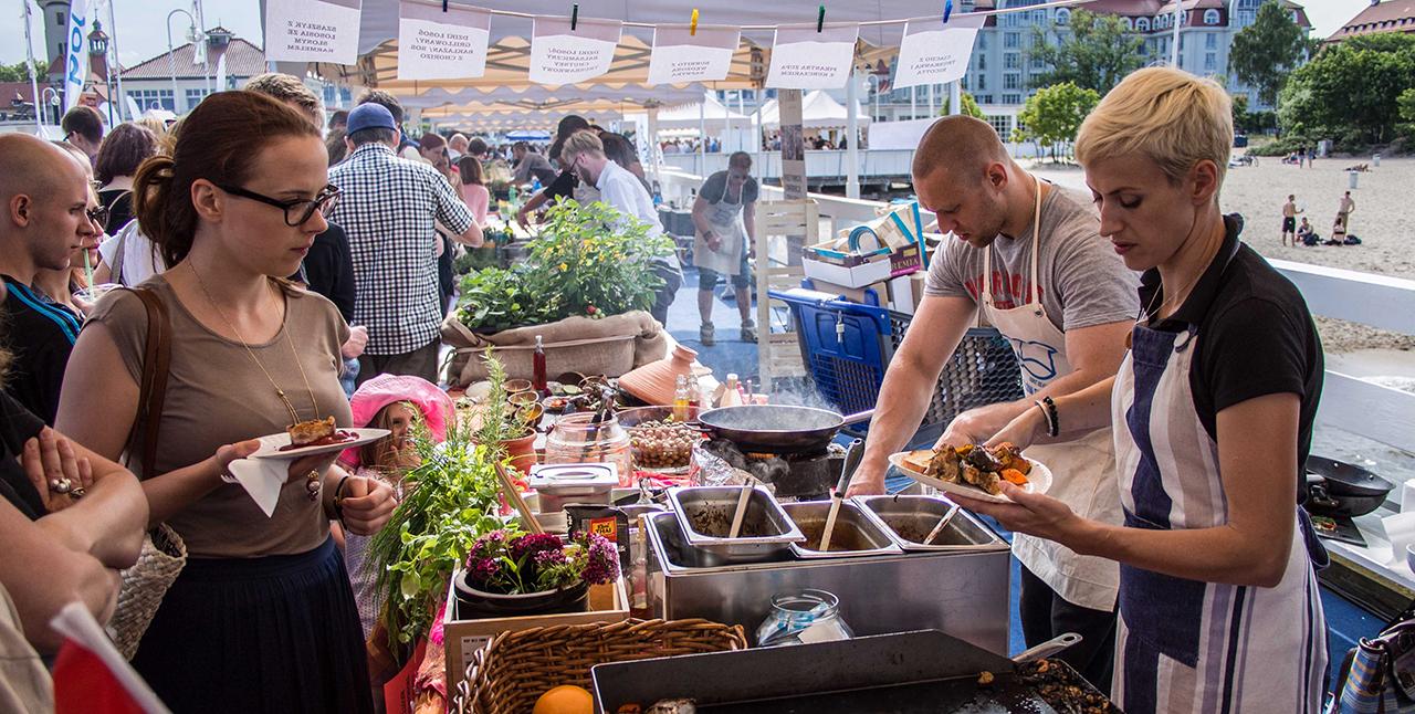 Slow Food Fest, Sopot 23-24 juni