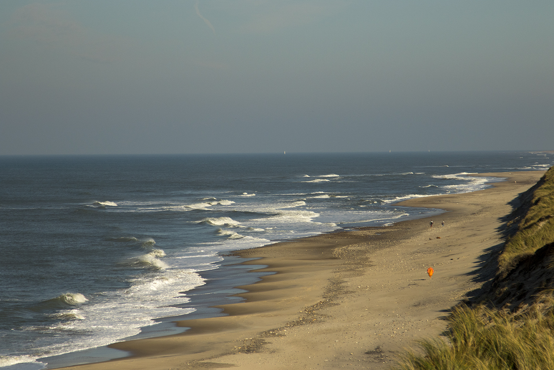 Den danska västkusten bjuder på många fina stränder.