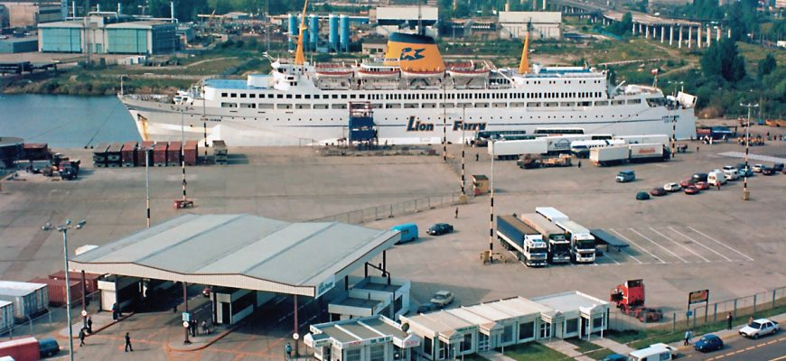 Lion Ferry