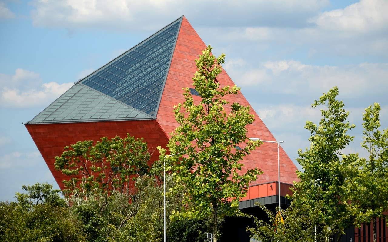 Andra världskriget museum i Gdansk
